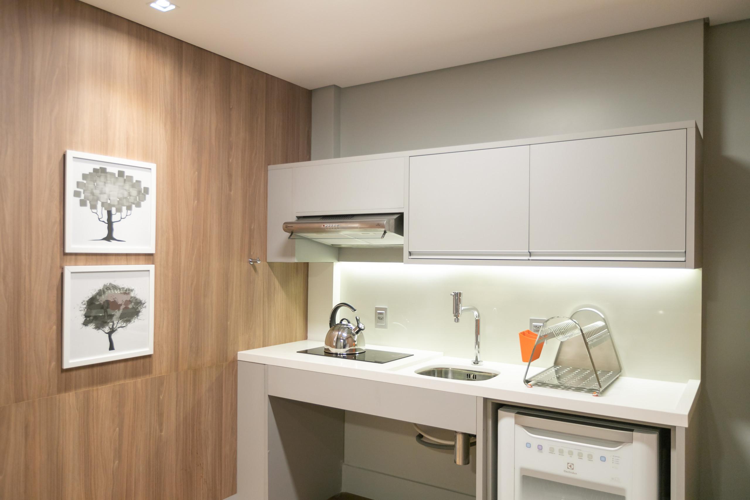 Apartamento Batel C Acessibilidade Hsb054 Estudios Em Curitiba